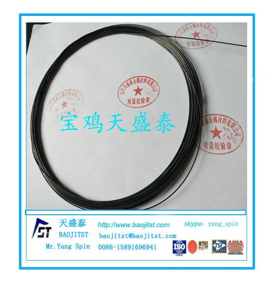 0.5mm钛镍合金丝