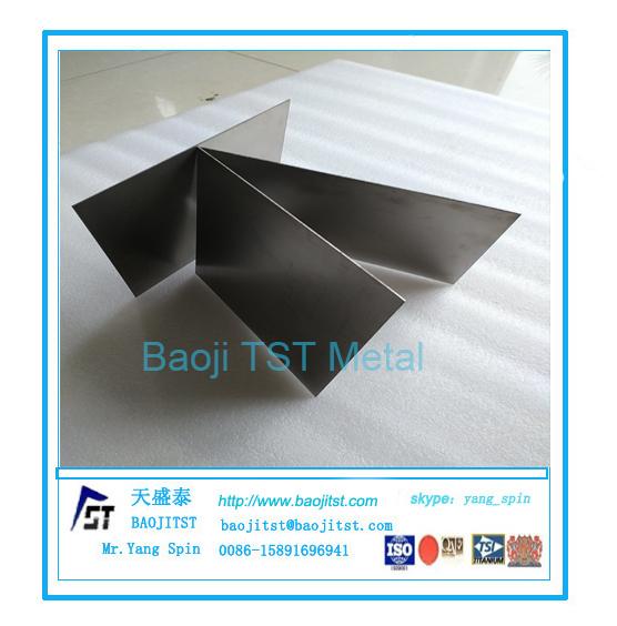 钛板 钛合金板 钛钯合金板