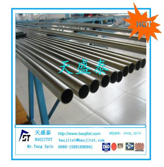 医疗钛管 纯钛管 钛合金管 钛螺纹管 冷凝器螺纹管