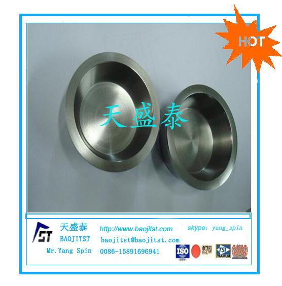 钨坩埚 低热膨胀钨制品 耐高温钨机加工件