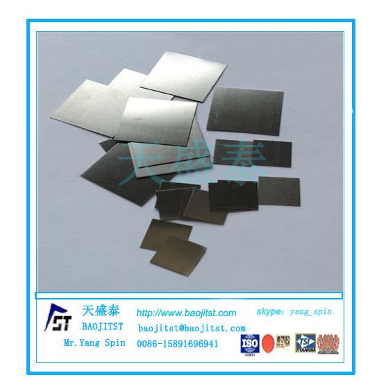 高纯度钛片钛粒99.995%高纯钛板